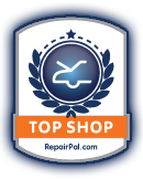 RepairPal Top Shop Award